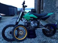 Last time for sale 125cc pit bike for sale!