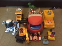 Bundle of cars /toys
