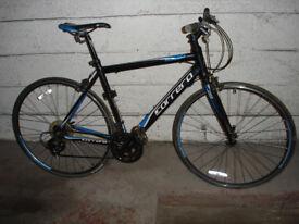 Carrera Zelos Ltd14 Road Racing Bike. Lightweight Aluminium. Hybrid Bike.