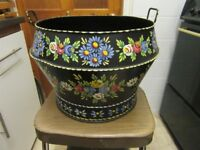 Canal Ware Large Pot