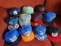 Snapback Hats 11x