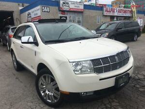 2008 Lincoln MKX w/NAVI_PANORAMIC SUNROOF