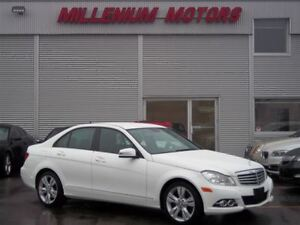 2013 Mercedes-Benz C-Class C 300 4MATIC AWD / EASY FINANCING AVA