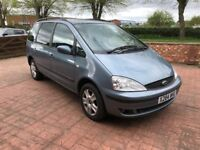 Ford Galaxy 1.9TDCi Zetec 5 Door (7 Seats)