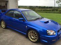 Subaru Impreza WRX 300 261bhp Prodrive Performance Package