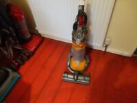 dyson hoover dc 24 roller ball working