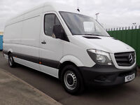 2014 mercedes sprinter 313CDi long wheel base high roof for sale in very good condition.