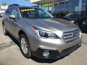 2016 Subaru Outback 3.6R Touring Package