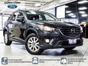 2016 Mazda CX-5 GS, Moon roof, Back up cam, Heated power  seats