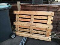 Wooden Pallet - FOC