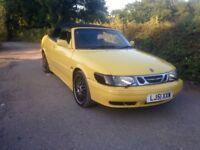 Saab Convertible 2.0T Auto