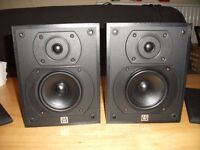WHARFEDALE PROGRAMME 30D SPEAKERS.