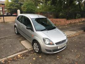 2008 FORD FIESTA STYLE 1.4 TURBO DIESEL MANUAL HATCHBACK 10 MONTHS MOT FULL SERVICE HISTORY 55k ONLY