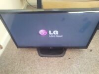 LG 24inch TV