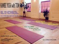 FREE Yoga class in central Bristol!