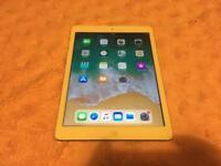 iPad Air 1st gen 64GB WiFi in white