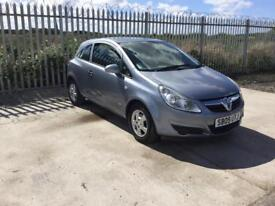 2009/09 VAUXHALL CORSA 1.2 LIFE A/C LONG M.O.T 66,000 MILES GREAT CAR IDEAL 1ST CAR LOW INSURANCE !
