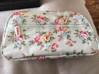 Cath Kidston large toiletries bag - used