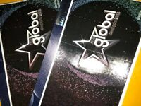 The Global Awards Tickets x 2 £60 the pair