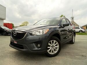 2013 Mazda CX-5 GS + TOIT + AWD + AUCUN ACCIDENT + WOW!!!