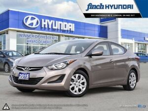 2015 Hyundai Elantra GL GL | New Brakes | Heated Seats | Crui...