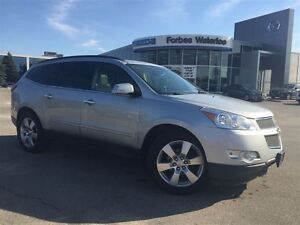 2009 Chevrolet Traverse LTZ Navigation, DVD