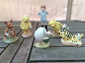 Royal Doulton The Winnie the Pooh Collection