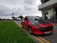 Peugeot 207 1.4 LOW MILEAGE
