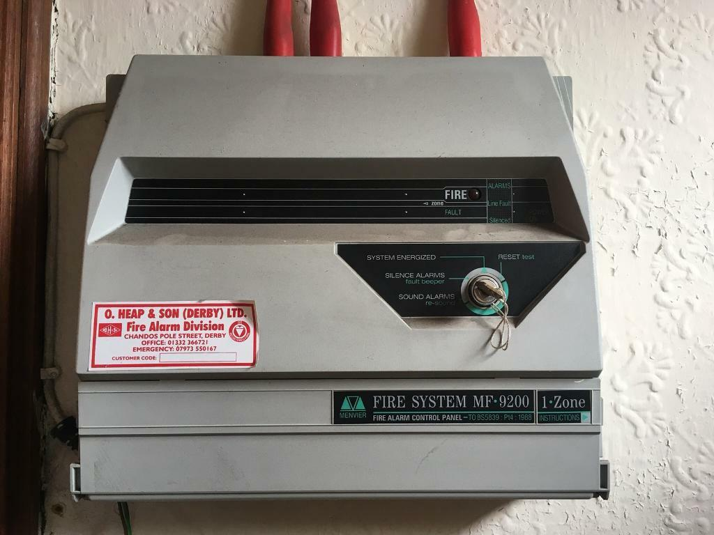 Fire Alarm System In Derby Derbyshire Gumtree