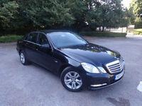 Mercedes-Benz E Class E250 Cdi Blueefficiency SE Saloon Auto Diesel 0% FINANCE AVAILABLE