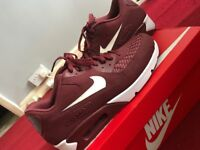 wholesale dealer 189d8 86d54 Nike air max burgundy size 9