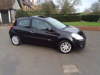 Renault Clio 1.2 Tce 100 Bhp Full Black Leather Seats!!!