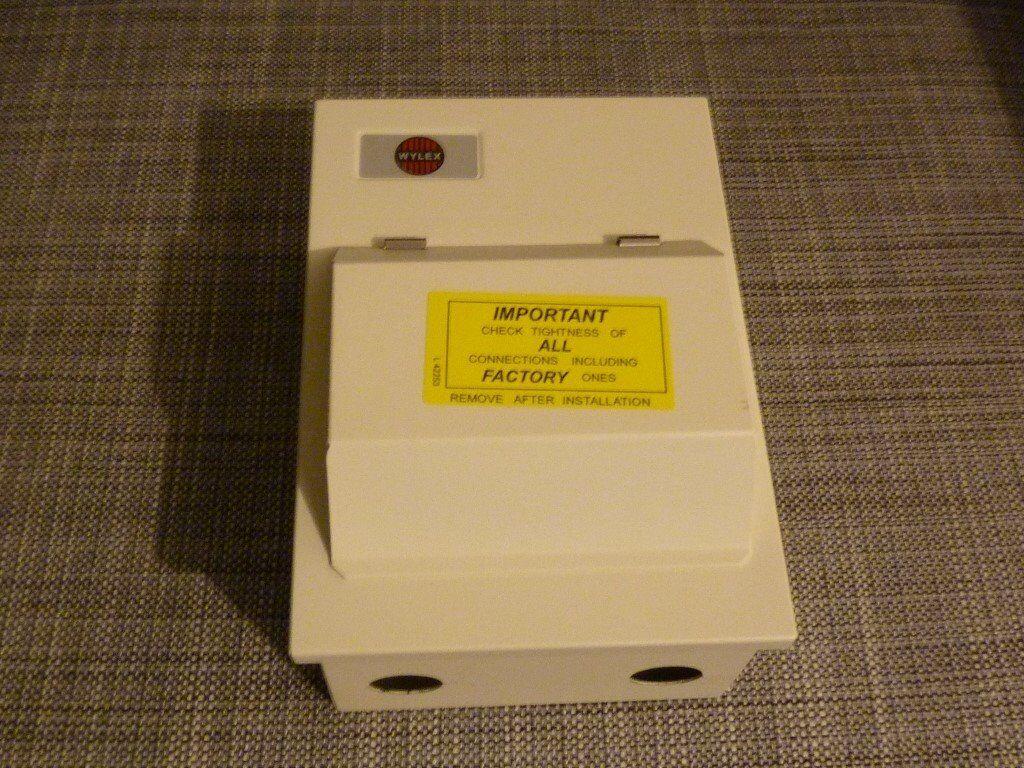 [DIAGRAM_4PO]  D8AD89 Wylex 4 Way Fuse Box | Wiring Library | Brown Wylex Fuse Box |  | Wiring Library