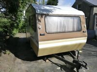 "4 Berth Caravan - Sprite Musketeer - ""SOLD AWAITING COLLECTION"""