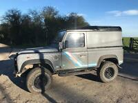 Land Rover defender 90. TDI