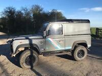 Land Rover defender 90. TDI