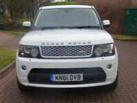LAND ROVER RANGE ROVER SPORT 3.0 SDV6 AUTOBIOGRAPHY SPORT 5d AUTO 255 BHP FULL SERVICE RECORD