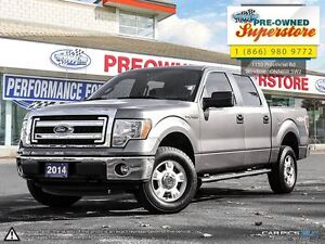 2014 Ford F-150 XLT  ***4X4, Tow Package*** Windsor Region Ontario image 1