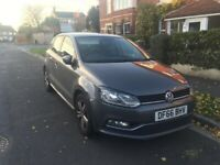 Volkswagen POLO, 1.2 TSI BlueMotion Tech Match (s/s) 5dr