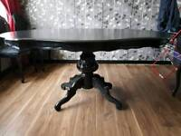 Solid table for sale