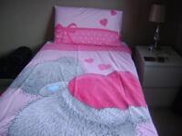 Me to You Bear Single Bed Set