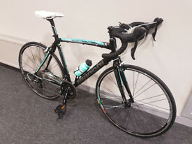 Road Bike, Bianchi via nirone 7, 57cm, Brand New, purchased with good intentions but never used.