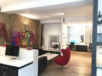 Shoreditch - 4no. Desk Spaces available in Shared Design Studio, Charlotte Road, London EC2