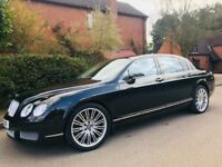 Bentley Flying Spur 6.0 4dr HPi Clear Long MOT Soft Close Keyless GO Warranted Miles