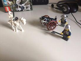 LEGO Castle Crossbow Attack - Set 7090