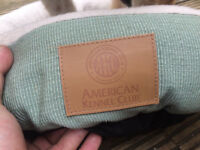 American Kennel Club small pet bed