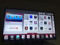 LG 47 Inch - Full HD - 1080p - LED TV - 3D - Smart - LED TV - with Freeview HD