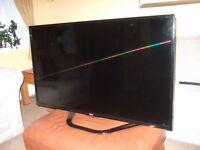 LG LN575V LED Smart TV