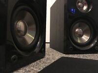 sandstorm loudspeakers