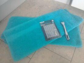 Hand Towels + Razor Blades